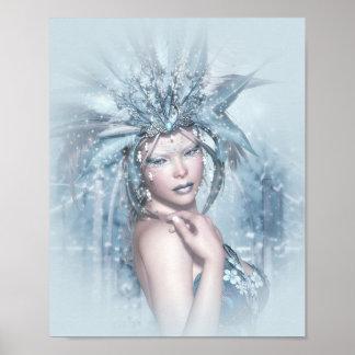 Winter Queen Poster