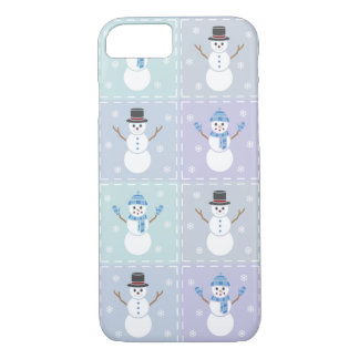 Winter Quilt iPhone Case-Mate Case