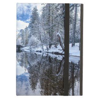 Winter Reflection at Yosemite Case For iPad Air