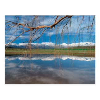 Winter Reflections. Ceres, Boland District Postcard