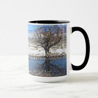 Winter Retreat Mug
