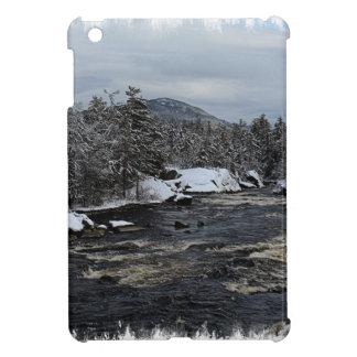 Winter River Cover For The iPad Mini