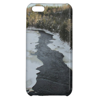 Winter River Landscape Case For iPhone 5C