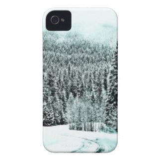 Winter Road Case-Mate iPhone 4 Cases