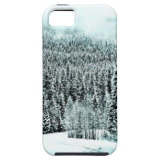 Winter Road iPhone 5 Case
