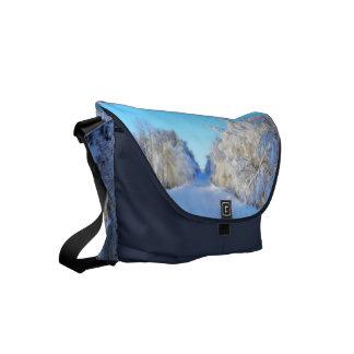 Winter Road Commuter Bag