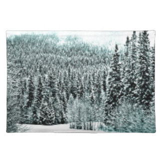 Winter Road Placemat
