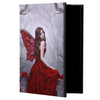 Winter Rose Fairy Art iPad Air Case