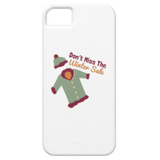 Winter Sale iPhone 5/5S Covers