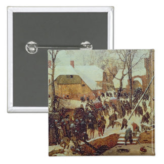 Winter Scene, 16th century Pin