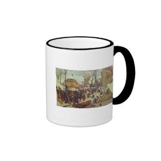 Winter Scene, 16th century Mugs