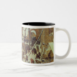 Winter Scene, 16th century Coffee Mugs