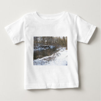 Winter Scene at Pennypack Park Tshirts