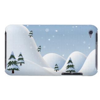 Winter Scene iPod Touch Cases