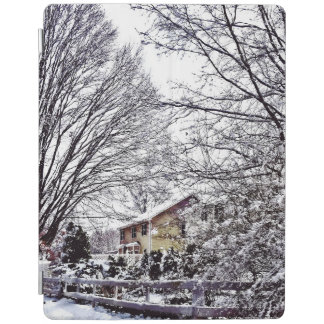 Winter Scene iPad Smart Cover
