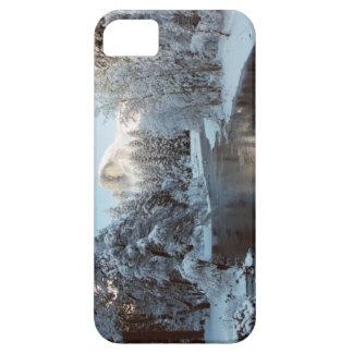 Winter Scene iPhone 5 Case