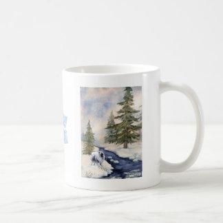 Winter Scene Mug