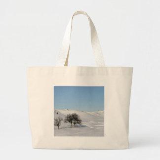 Winter Scene Snow Scape Bag