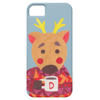 Winter Season is Coming (Deer Edition) iPhone 5 Case