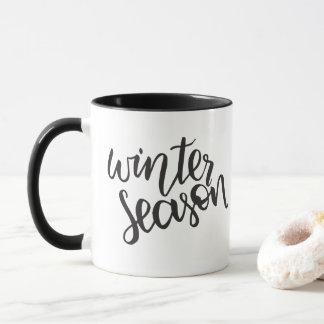 Winter Season | Mug