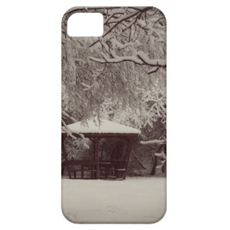 Winter SilenciPhone SE + iPhone 5/5S, Barely There Case For The iPhone 5