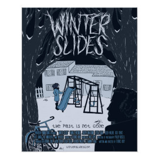 Winter Slides Theatrical Poster