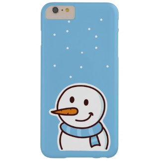 Winter snow boy barely there iPhone 6 plus case