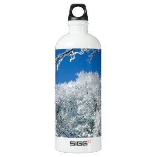 Winter Snow Covered Trees Warner Nashville SIGG Traveller 1.0L Water Bottle