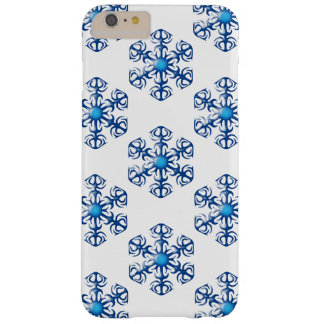 Winter Snow Flake 3 Barely There iPhone 6 Plus Case