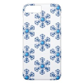 Winter Snow Flake 3 iPhone 7 Plus Case