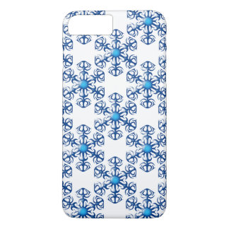 Winter Snow Flake iPhone 7 Plus Case