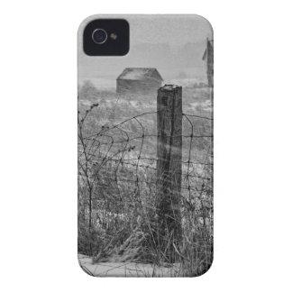 Winter Snow iPhone 4 Case-Mate Case