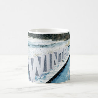 Winter Snow Seasons Coffee Mug