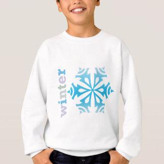 Winter Snowflake Sweatshirt
