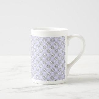 Winter Snowflake Tea Cup