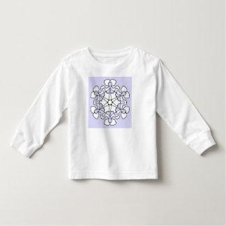Winter Snowflake Toddler T-Shirt
