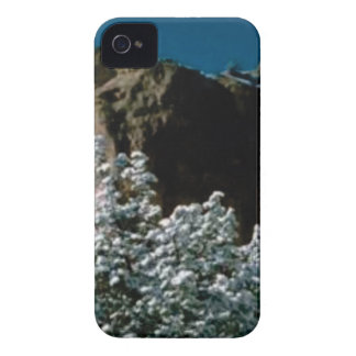 winter snows in the desert Case-Mate iPhone 4 cases
