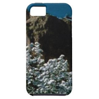 winter snows in the desert tough iPhone 5 case