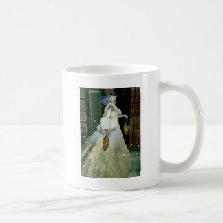 Winter Solstice Basic White Mug