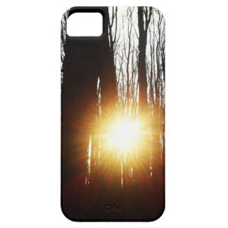 Winter Solstice Barely There iPhone 5 Case