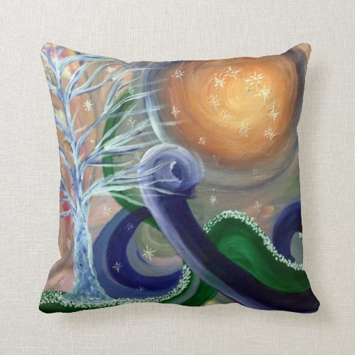 Winter Solstice Pillows