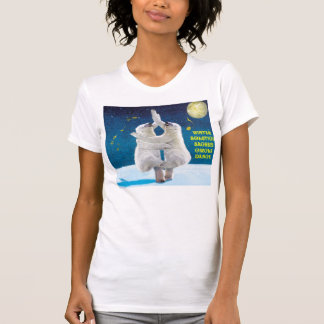 Winter Solstice Dance 2012 - Ladies Casual Scoop Tee Shirt