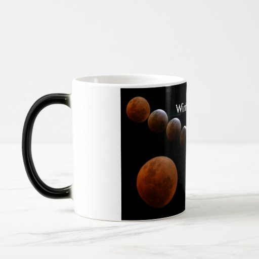 Winter Solstice Lunar Eclipse Mug