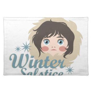 Winter Solstice Place Mats