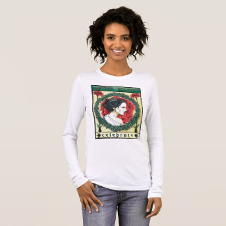 Winter Solstice women's tee Christmas holiday gift
