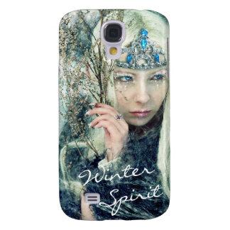 Winter Spirit Samsung Galaxy S4 Covers