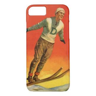 Winter sports - Ski jumper iPhone 7 Case