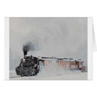 Winter Steam Card