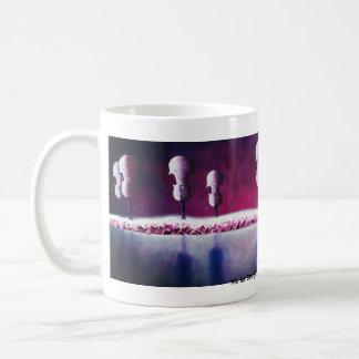 Winter Strings Coffee Mug