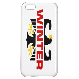 Winter Surname Case For iPhone 5C